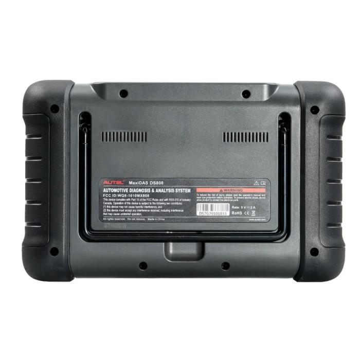 AUTEL Autel MaxiDAS DS808 Gray DS808 Autel Maxidas DS808