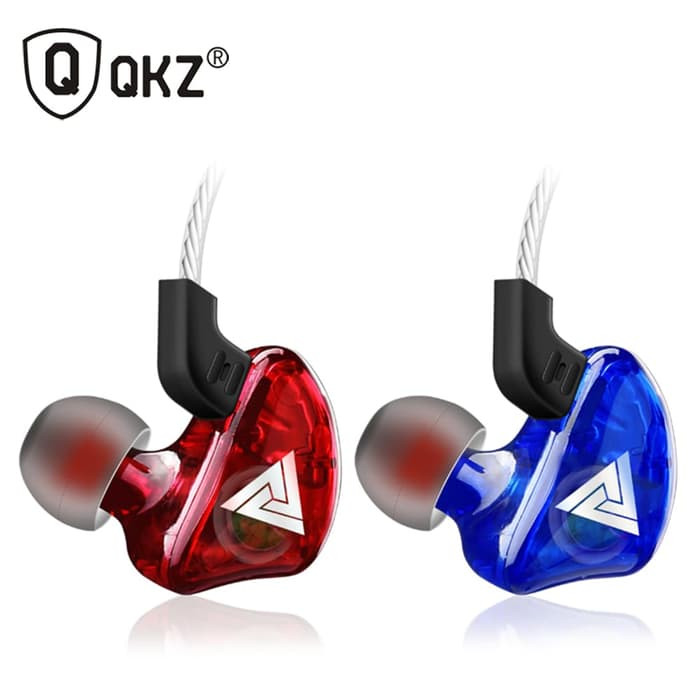 Jual [ Termurahh ] QKZ CK5 Quality Knowledge Zenith HiFi pro in ...