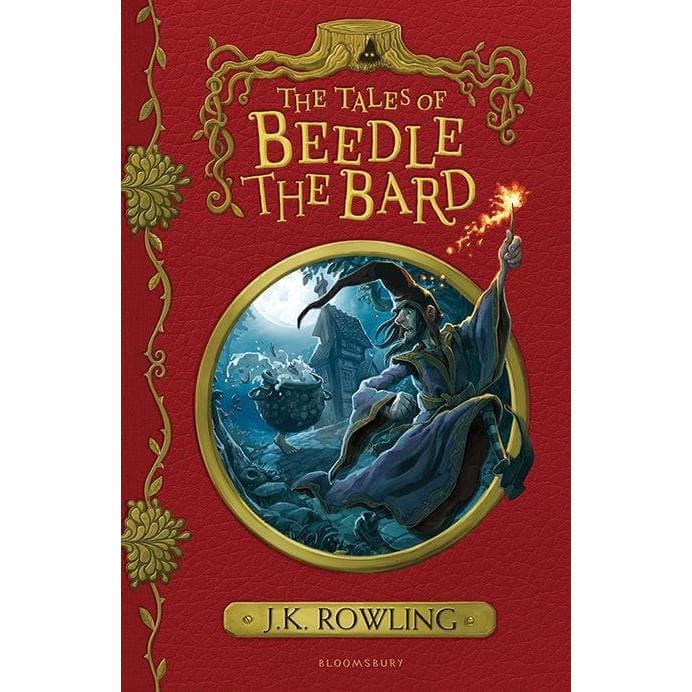 harga The tales of beedle the bard jrr tolkien kisah juru cerita Tokopedia.com