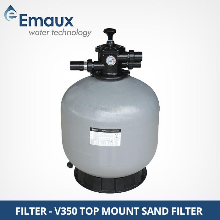 harga Sand filter emaux v350 filter pompa kolam renang - pool pump filter Tokopedia.com