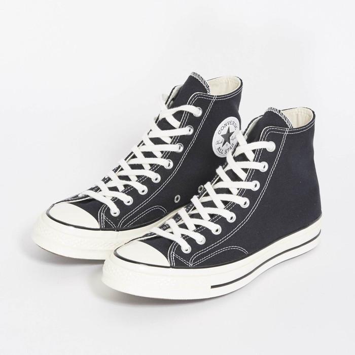 försäljning av skor höstskor grossistförsäljning Jual Original Sepatu Converse CT 70s Hi Black White - Kota Bekasi ...
