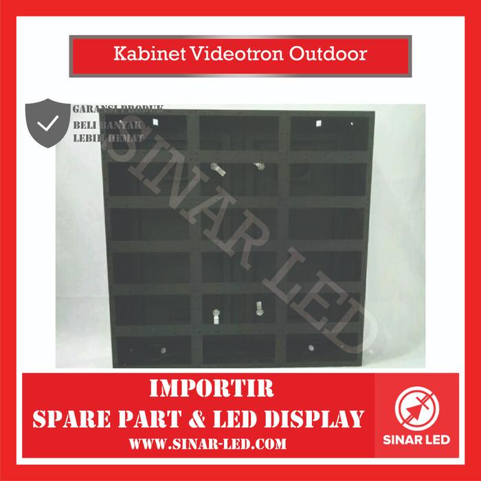 Foto Produk Kabinet Videotron Outdoor dari sinar led