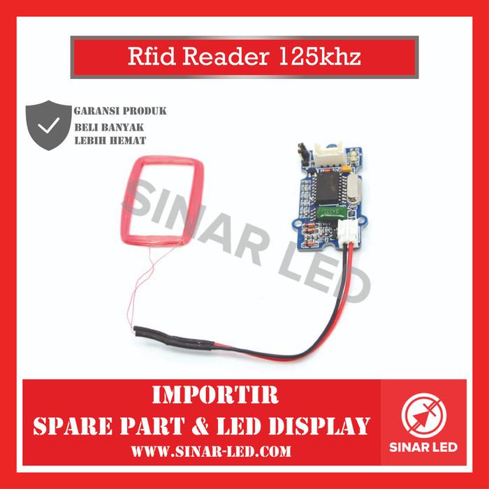 Foto Produk Rfid Reader 125khz dari sinar led