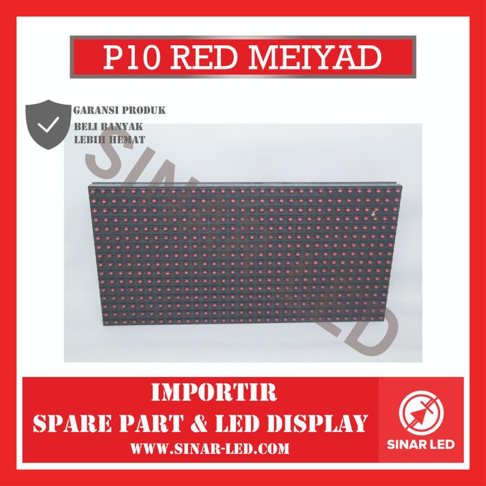 Foto Produk Module Led P10 RED Outdoor dari sinar led