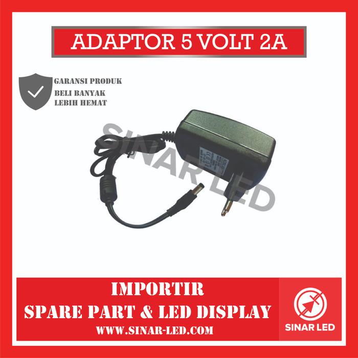 Foto Produk Adaptor 5V 2A dari sinar led