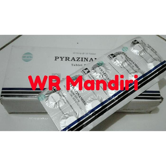 pirazinamid adalah obat untuk diabetes