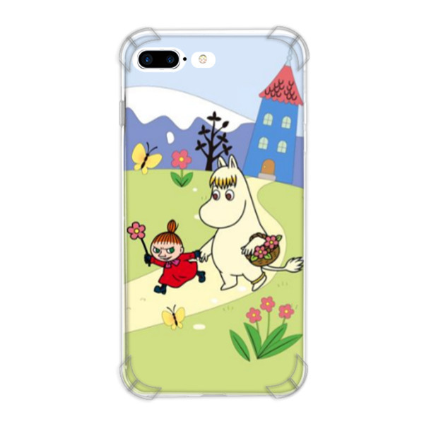 Jual Moomins 03 Casing Iphone 7 Plus Anti Crack Anticrack Custom Case Hp Kota Bandung Deimasei Tokopedia