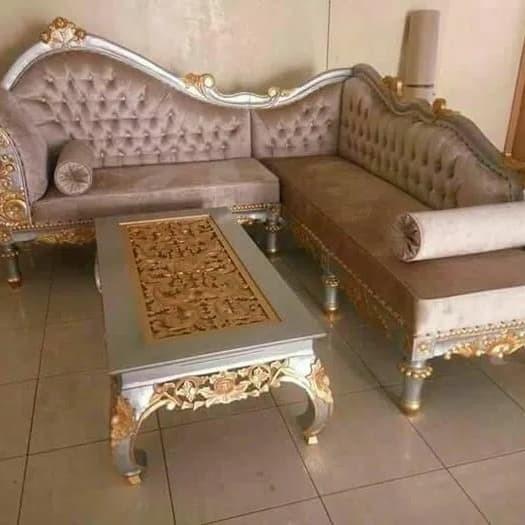 650 Koleksi Gambar Rangka Kursi Sudut Sofa Terbaru