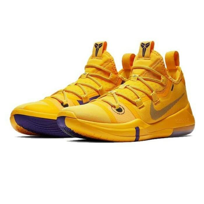 Jual Sepatu Basket Kobe Ad Exodus Lakers Yellow Kota Batam Panditshop Tokopedia