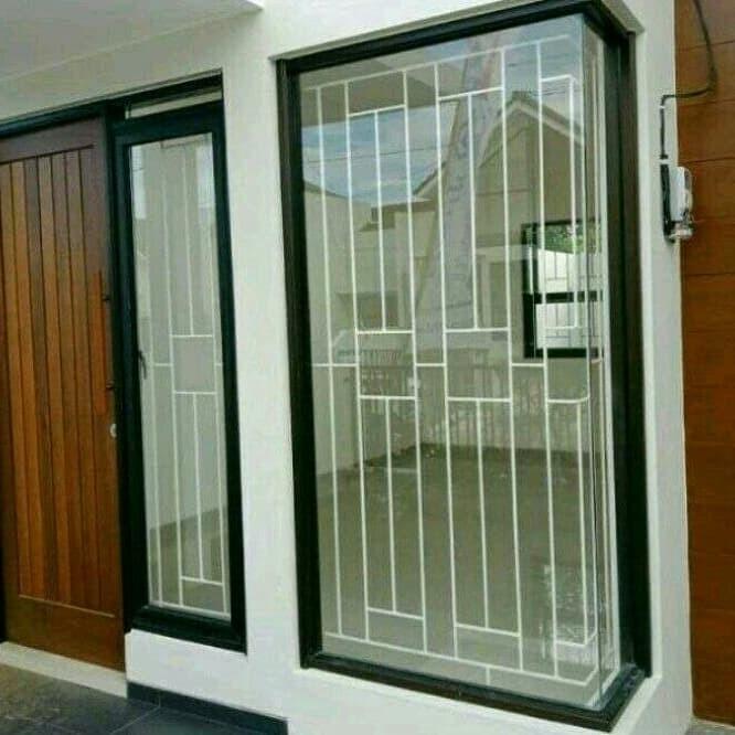 Jual Teralis Jendela Minimalis 02 Kota Tangerang Selatan Madun