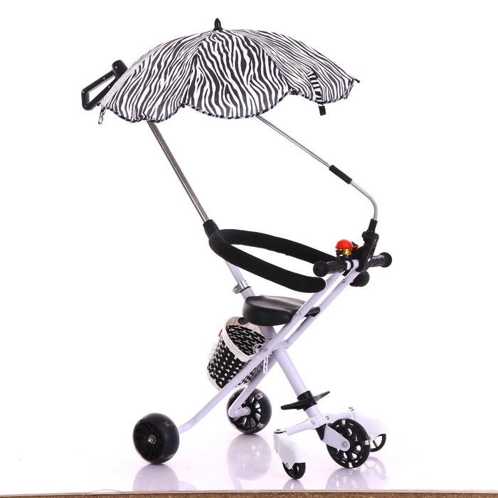 harga Kereta dorong bayi / kereta bayi lipat / stroller lipat led wheel Tokopedia.com