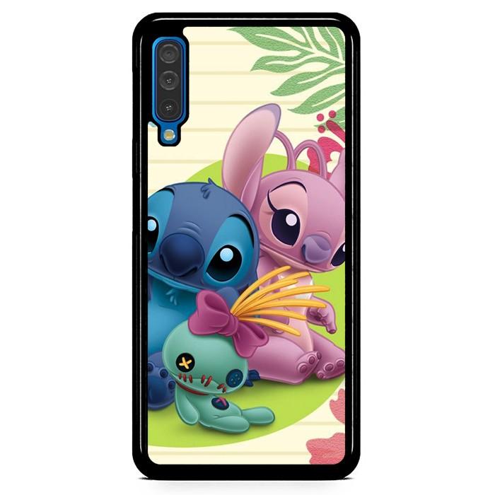 Jual Stitch And Angel Wallpaper Y1725 Samsung Galaxy A50 Case Kota