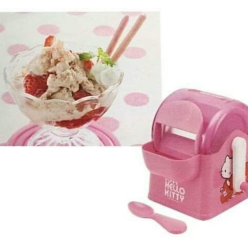 harga Hello kitty ice cream maker by skater 14x17x19 cm dsurt (original) Tokopedia.com