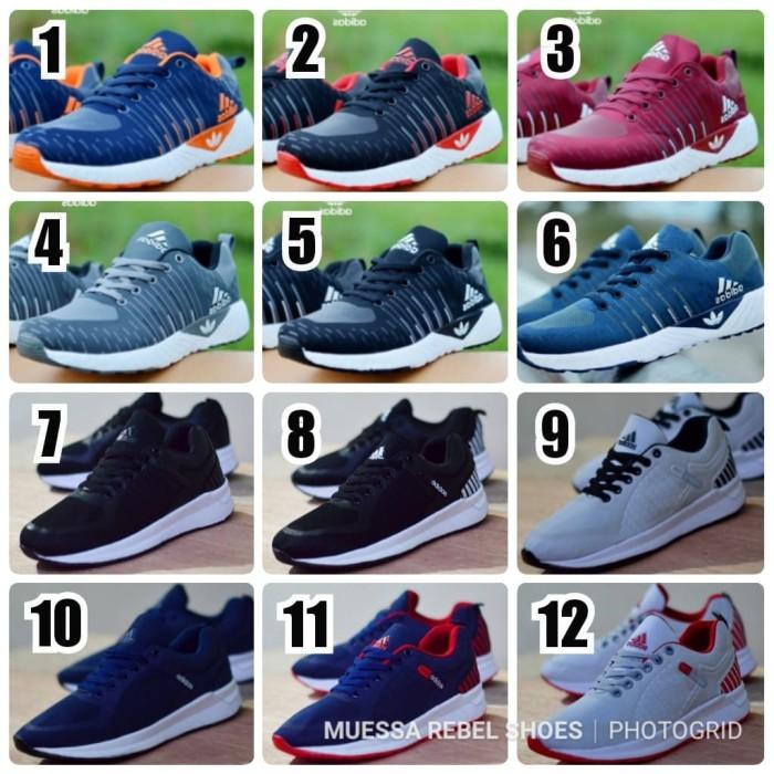 harga Sepatu adidas neo running sneakers olahraga pria kasual sport running Tokopedia.com