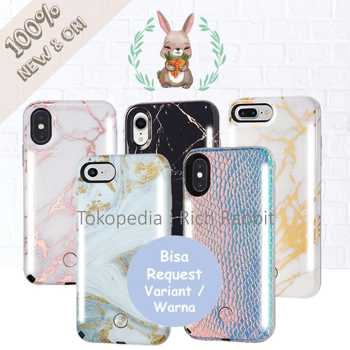 competitive price e65a7 58f1d Jual LuMee ORIGINAL Phone Hard Case Casing iPhone LED Lume - Duo Mermaid -  Jakarta Barat - Rich Rabbit | Tokopedia