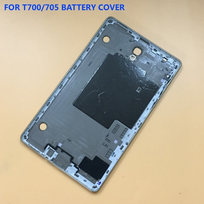 Home Button With Flex Fix Part For Samsung Galaxy Tab S 8.4 T700 T705 Grey Gold