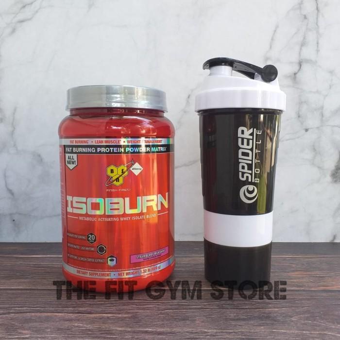 Foto Produk BSN Iso Burn 1.32 Lbs BSN Nutrition Isoburn 1.32lbs dari the fit gym store