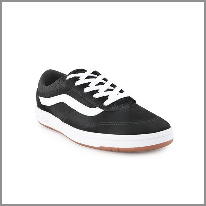 gute Qualität großhandel online wie kommt man Jual Sepatu Original Vans Cruze Cc - Black/True White - Kota Bogor - Fall  Official | Tokopedia
