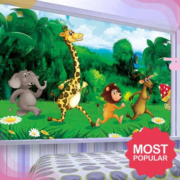 4800 Gambar Animasi Hewan Di Hutan HD Terbaik