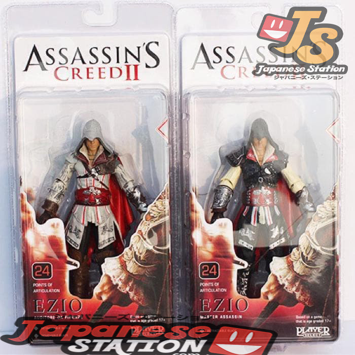 Jual Js Action Figure Assassins Creed Ii Ezio Limited Jakarta