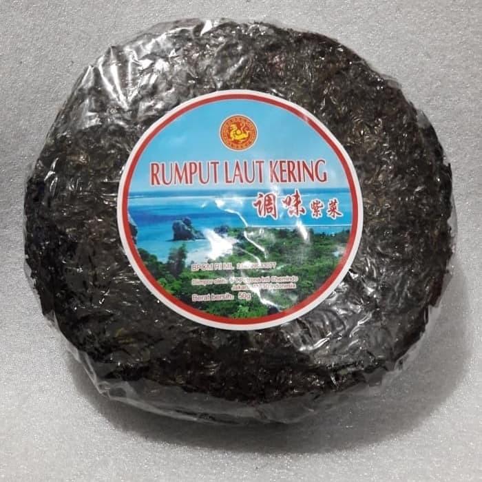 Foto Produk Rumput Laut Kering 50 gr dari Ruparupa Food