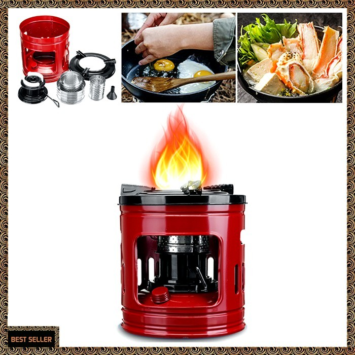 Gasoline Petrol Petrol Kerosene Outdoor Portable Cooking Camping Stove PT-3