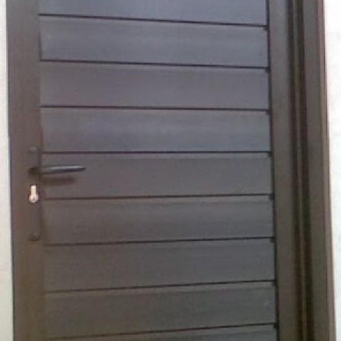 Jual Pintu Aluminium Bronze - Kota Batam - ALUMINIUM BATAM ...