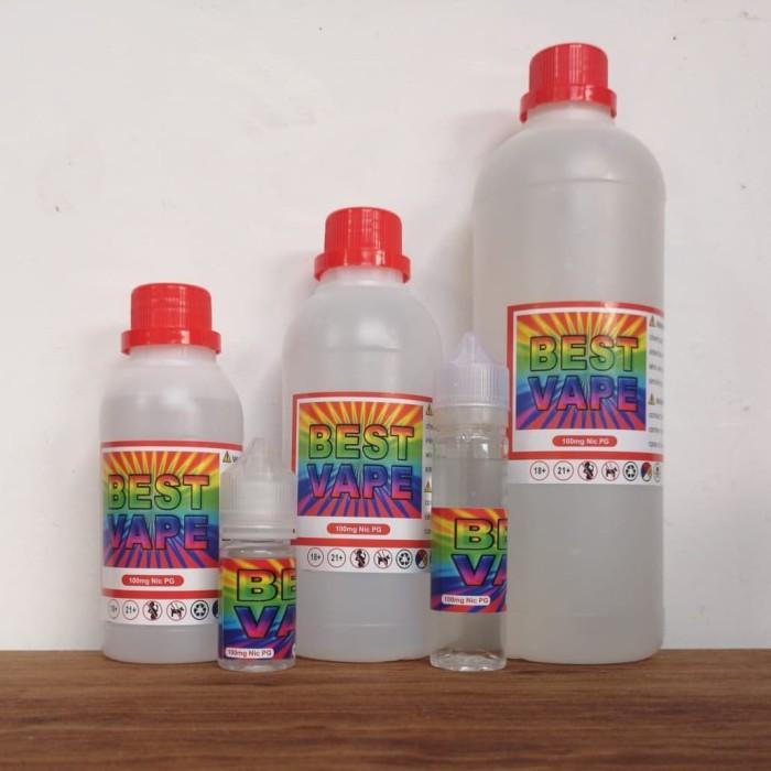 Jual liquid Nicotine 250ml 100mg PG base nicotine Vape Vapor - Jakarta  Selatan - Best-Vape   Tokopedia