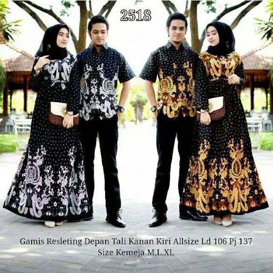 Jual Batik Couple Model Terbaru 2019 Batik Notoarto Batik Indonesia Kab Bandung Gamis Premium Store Tokopedia