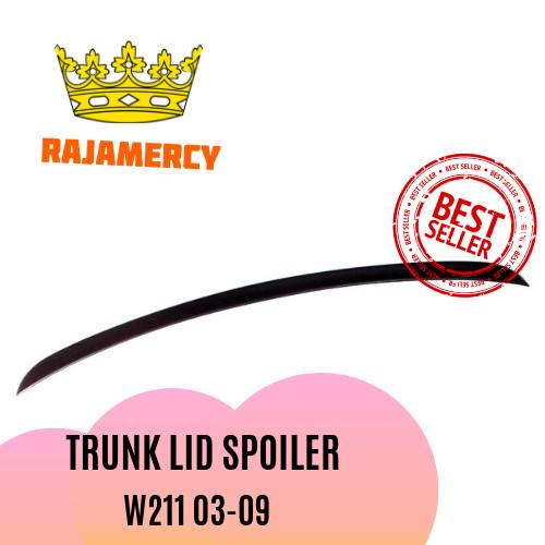 Foto Produk TRUNK LID SPOILER W211 03-09 dari rajamercy