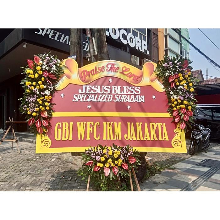 Jual Bunga Papan Bunga Papan Surabaya Toko Bunga Surabaya Kota Surabaya Shesan Blossom Tokopedia