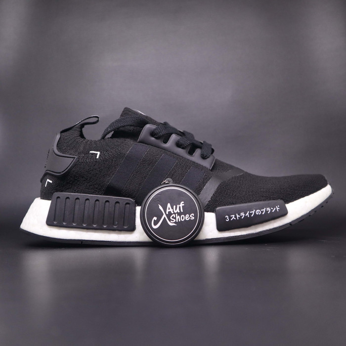 separation shoes 937bb dd37e Jual Adidas NMD R1 PK Japan Black White - - Jakarta Selatan - AUF SHOES |  Tokopedia