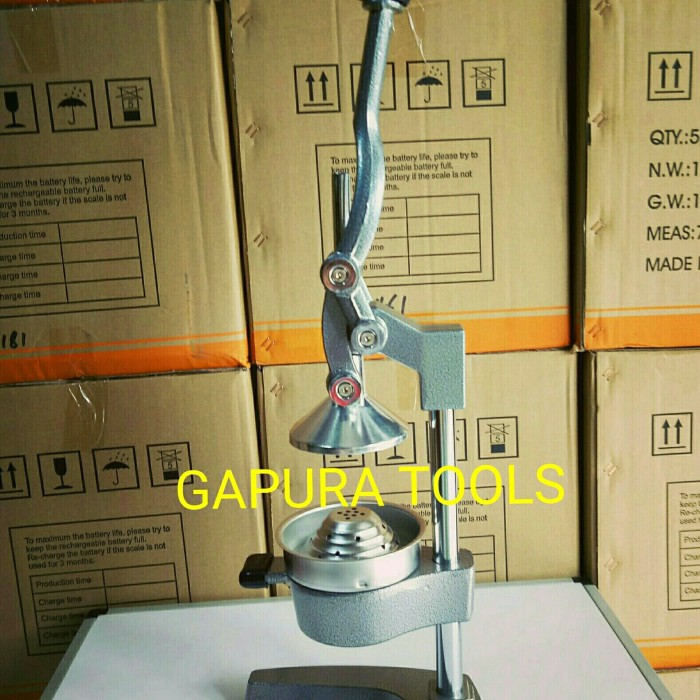 harga Alat peras jeruk / mesin press jeruk / pemeras jeruk / manual juicer. Tokopedia.com