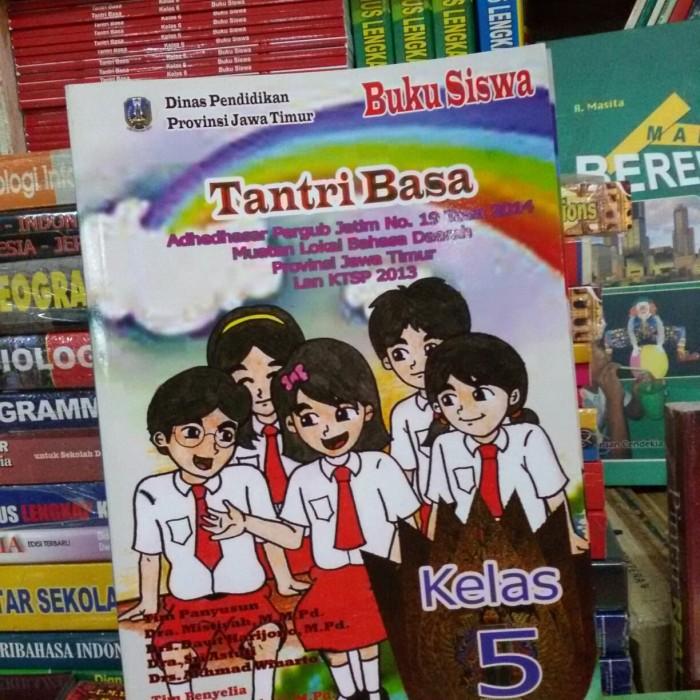 Buku Paket Bahasa Jawa Kelas 5 - Guru Galeri