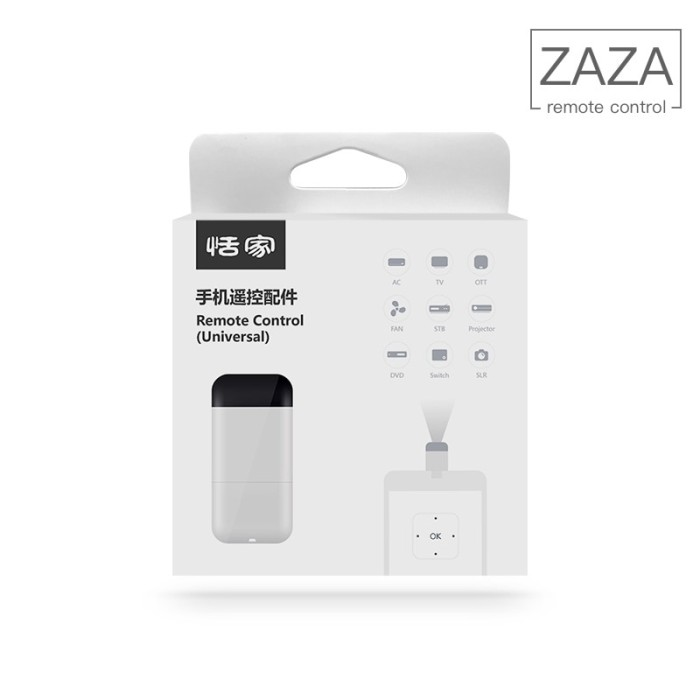 Jual Zaza Remote Control for TV Air Conditioner DVD without usb - Kota  Surabaya - Lenov_Store | Tokopedia