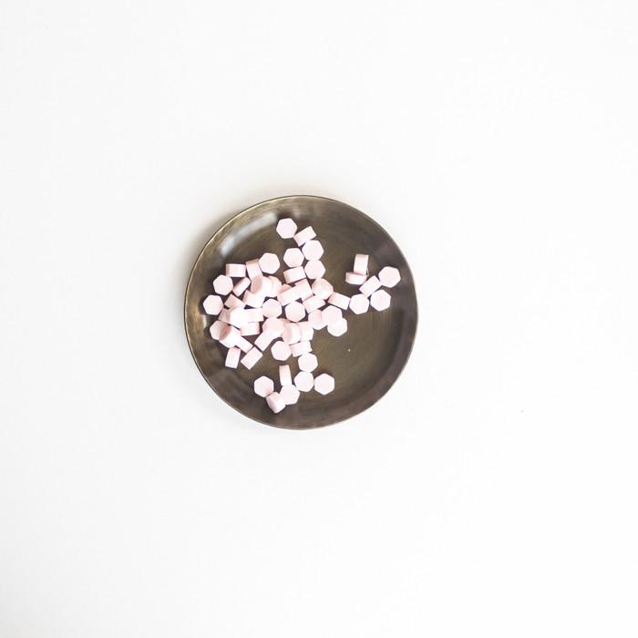 Foto Produk 100gr Sealing Beads Candy Pink dari gudily
