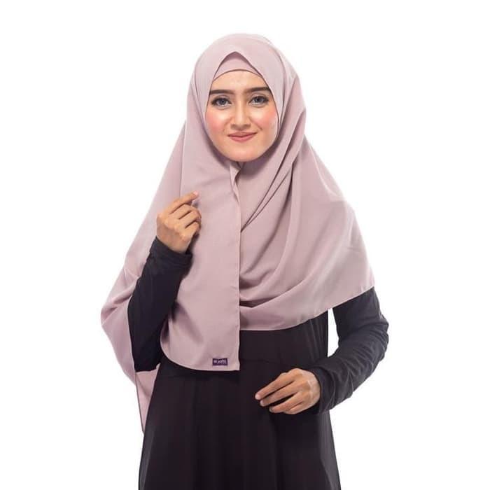 Jual Jilbab Pashmina Muslim Fashion Elzatta Sel Instan Zamila Muslim Jakarta Pusat Nyongship Tokopedia