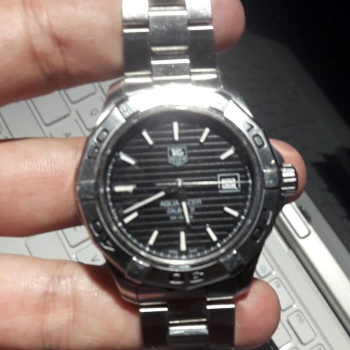 low priced ac00d d646b Jual jam tangan original 100% tag heuer aquaracer calibre 5 wap2010 - Kota  Tangerang - JAZLYN HOUSE   Tokopedia