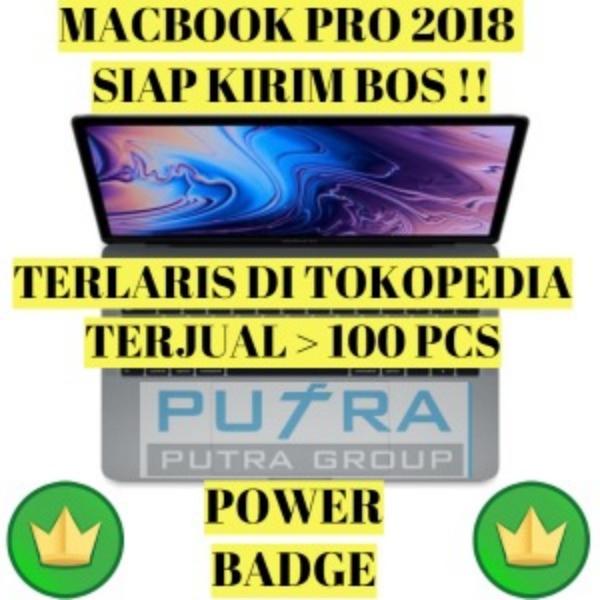 harga Macbook pro 2018 mr9u2 silver (13  inch 8gb 256gb touch bar 8th gen) Tokopedia.com