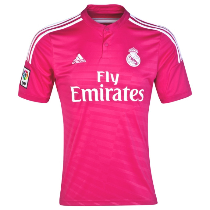 Foto Produk Jersey Real Madrid MAN Away 2014/15 Grade Ori - M dari Javiro Shop