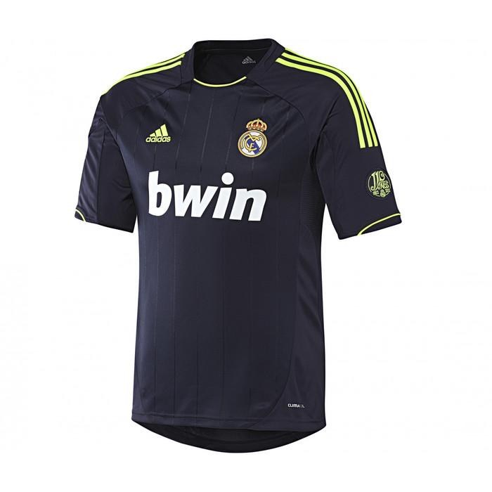 Foto Produk Jersey Real Madrid MAN Away 2012/13 Grade Ori - XL dari Javiro Shop