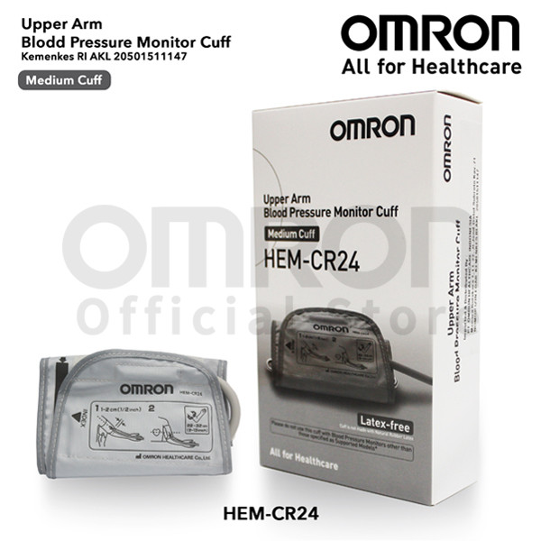 Foto Produk OMRON Upper Arm Blood Pressure Monitor Cuff (M) dari Omron Healthcare