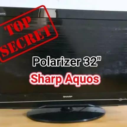 harga Polaris 32 inch polarizer lcd tv sharp aquos polaroid 0 derajat Tokopedia.com