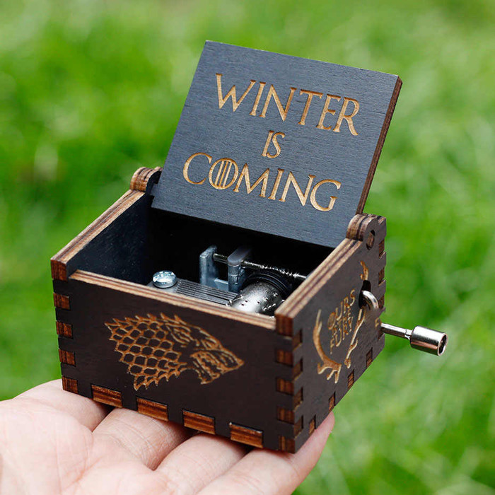 harga Kotak musik game of thrones music box game of thrones musik edition Tokopedia.com