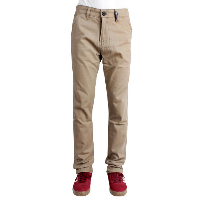 Oliveinch Long Chino Casual Hike - Ivory, 30