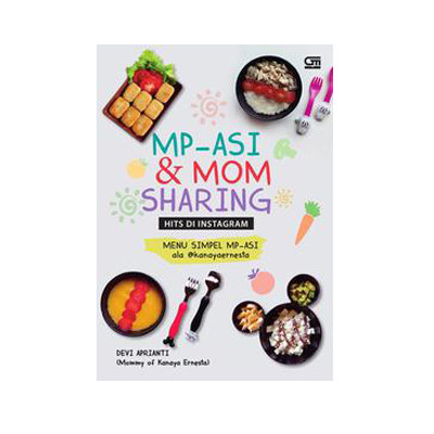 harga Mp-asi & mom sharing hits di instagram Tokopedia.com