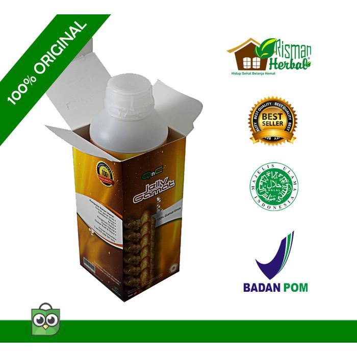 Jual Salep Luka Lecet Jatuh Dari Motor Jelly Gamat Qnc Emas Gold G 300 Ml Jakarta Timur Assyffa Herbal Tokopedia