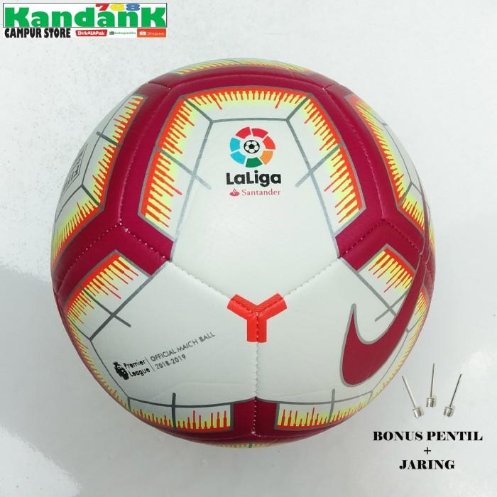 super popular 699d8 77d61 Jual Bola Sepak Nike Merlin LaLiga grade ori - Kota Sukabumi - Kandank768 |  Tokopedia