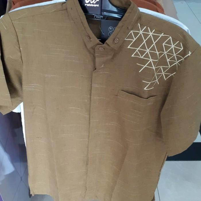 Info Baju Koko Rabbani Warna Putih Katalog.or.id