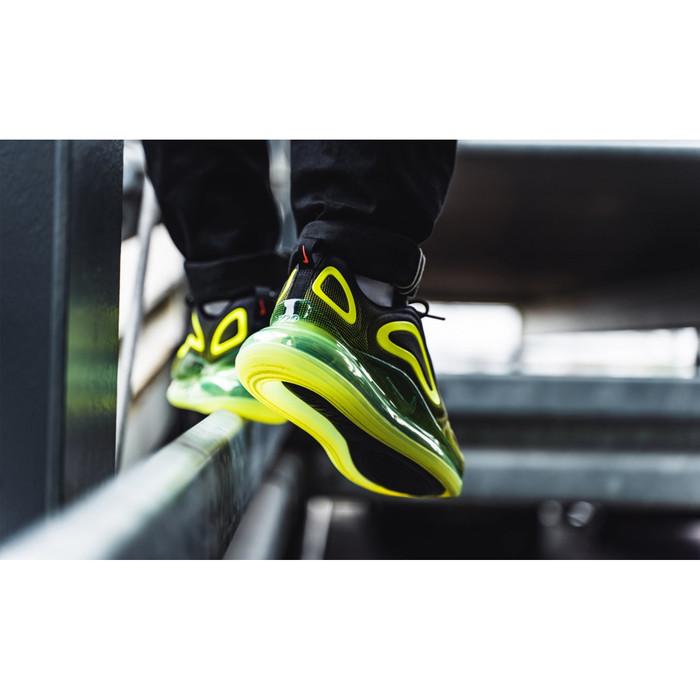 Jual Sepatu Nike Air Max 720 Black Volt Neon Premium Original BNIB DKI Jakarta A&Z_Shop | Tokopedia